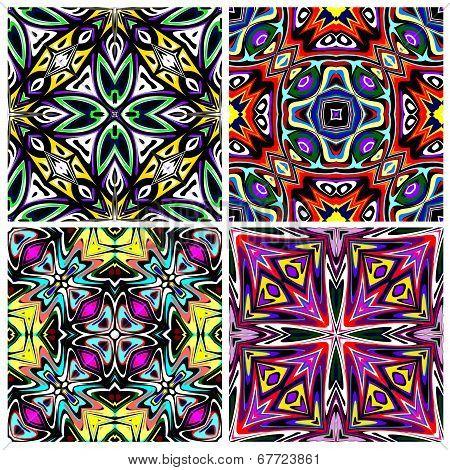 Ceramic Tile Set