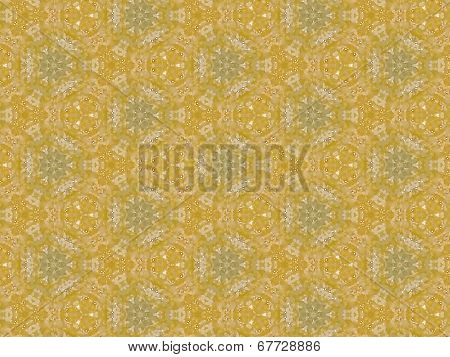 background yellow print