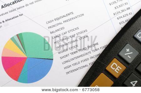 Investment Allocation Graph & Calculator