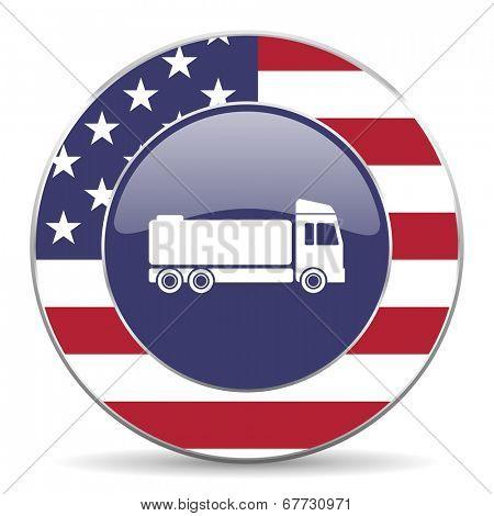 truck american icon