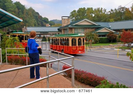 Gatlinburg_Trolley