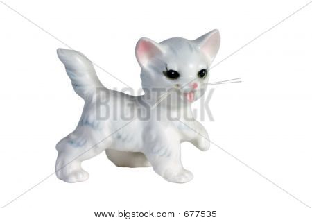Kitsch Kitten