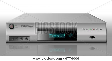 Loading DVD Player