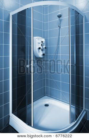 New Shower Cubicle