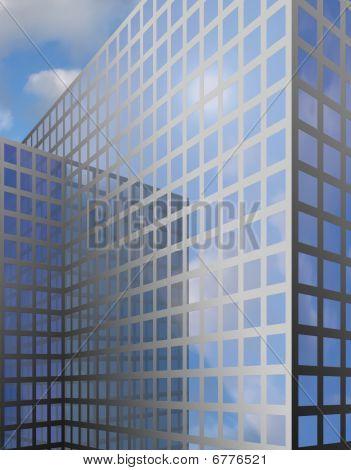 Reflective High-rise