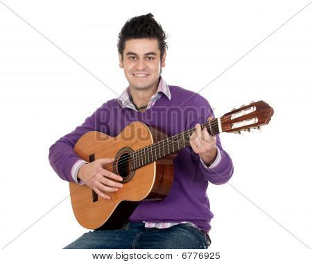 Guitarrista ocasional