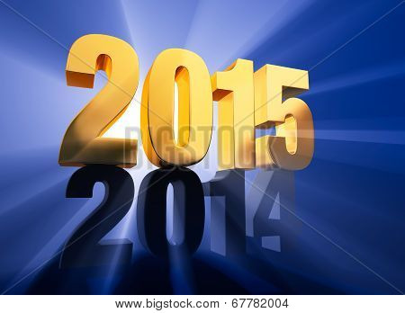 2015 Arrives