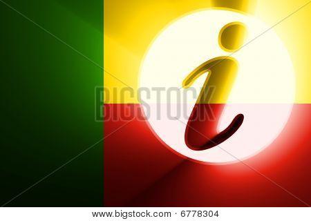 Flag Of Benin Information