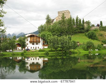 Tirolean village