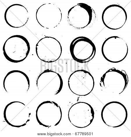 Circle Elements Set