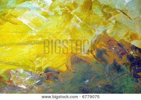 Original Ölgemälde