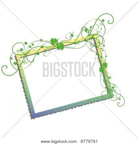 St Patricks Frame