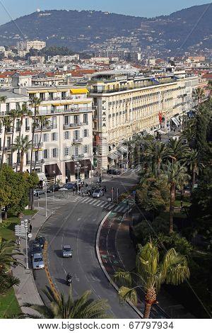 Avenue De Verdun Nice