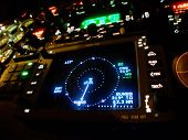 stock photo of cessna  - Weather Radar - JPG
