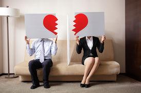 picture of sad  - Divorce  - JPG