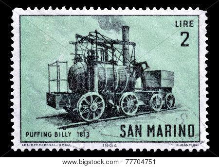 San Marino 1964