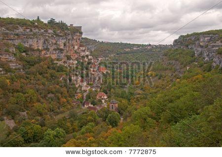 Rocamadour - Panorama