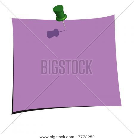 Purple Note