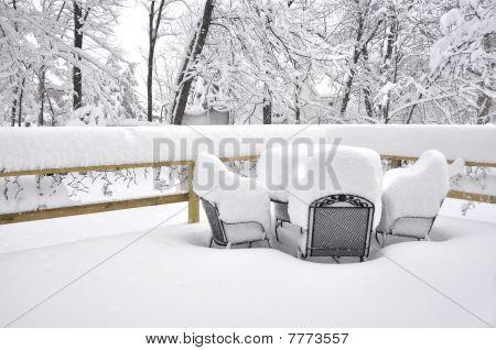 Tempestade de neve