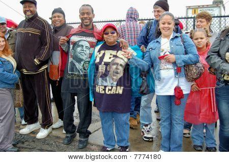 PRESIDENT OBAMA'S VISIT TO BUFFALO,NY