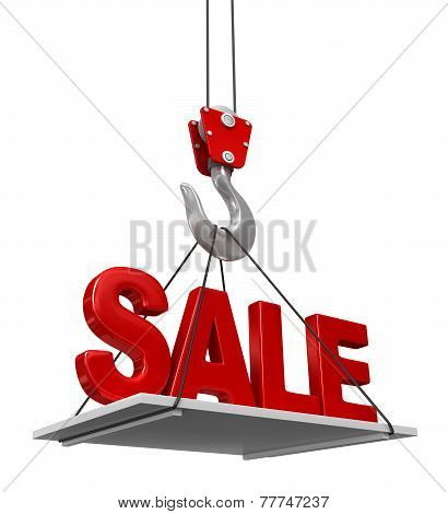 Sale On Crane Hook