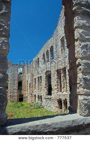 Snyder Castle, Ha Ha Tonka State Park, Missouri