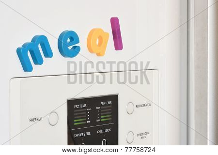 Fridge Magnets - Meal
