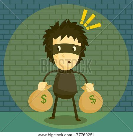 Catching Burglar