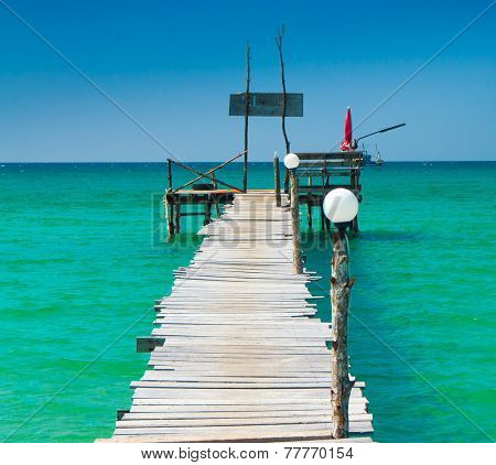 Jetty to Eternity Calm Meditation