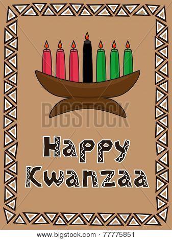Kwanzaa Greeting
