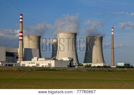 Nuclear power plant Dukovany