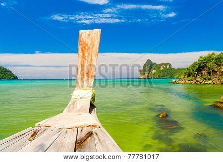 Lagoon Landscape Seascape Serenity