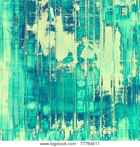 Grunge background or texture for your design. With different color patterns: gray; blue; cyan
