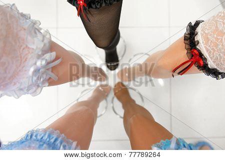 Sexy garters