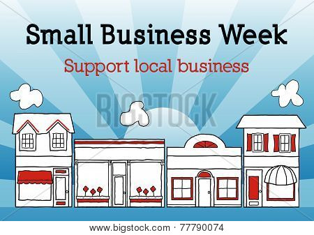 Small Business Week, Main Street USA