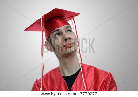 High School Graduate Future Thinking