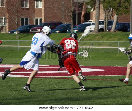 Grand Rapids Lacrosse Game