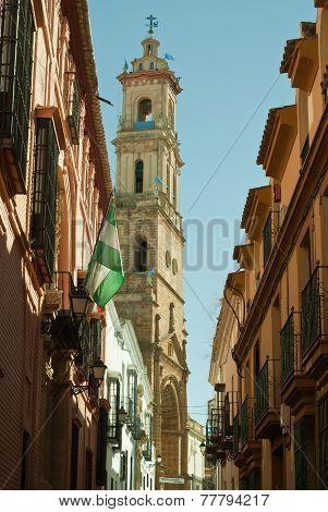 Church In Uretra, Spain
