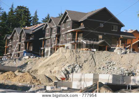Condo Complex Construction
