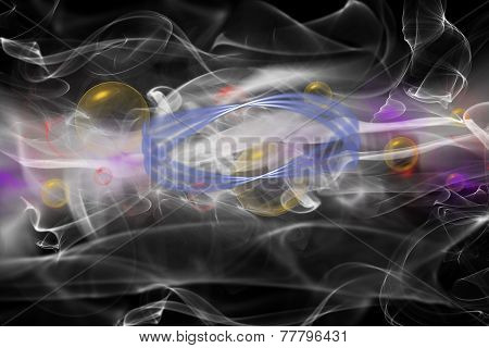 Abstract Composition Background