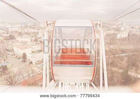 Cabin Of Ferris Wheel