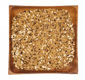 stock photo of mixture  - Mixture of seeds for canary - JPG