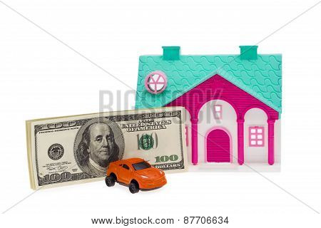 Car And House Investment