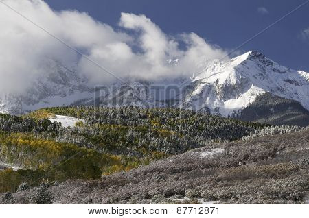 Mount Sneffels Mountain Range