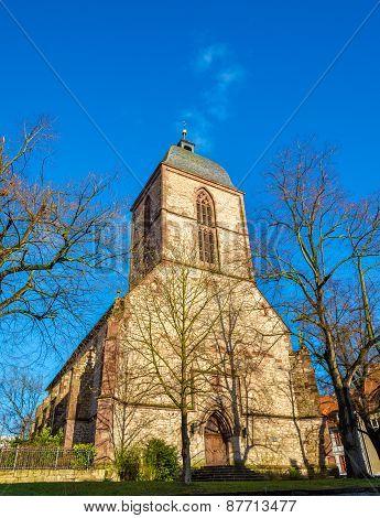 St. Albani Church In Gottingen - Germany, Lower Saxony