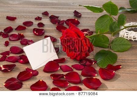roses as a gift and surprise to a feast. photo icon for birthday,