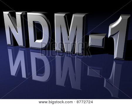 Supervirus NDM1.