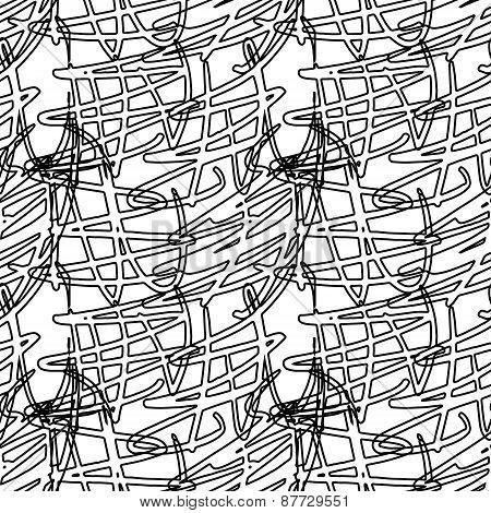 Decorative Lines Seamless