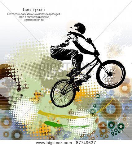 Sport vector illustration.