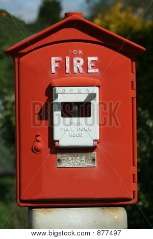 Fire Alarm Box